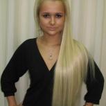 Итальянская технология наращивания волос. Гарантия, Новосибирск