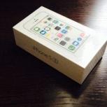 Новый, Запечатанный iPhone 5S 16 GB, Silver, Новосибирск