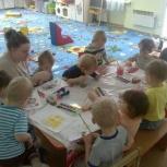 """частный детский сад- ясли """" Счастливый малыш"""", Новосибирск"""