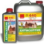 Пропитка (антисептиком) деревянных домов и бань (25 литров), Новосибирск