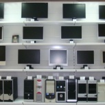 Большая распродажа ЖК и ЭЛТ мониторов, Новосибирск