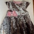 Платье на 6-9 месяцев, Новосибирск