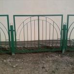 Забор из металла (м.пог.), Новосибирск