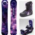 продам сноуборд-комплект новый, Новосибирск