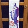 сноуборд DC Tone 153, Новосибирск
