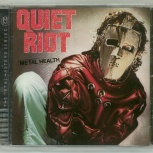 Новый новый компакт-диск Quiet Riot - Metal Health, Новосибирск