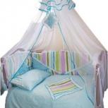 Комплект в кроватку для новорожденного, Новосибирск