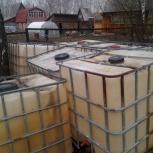 """Продам емкости """"Еврокуб"""", Новосибирск"""