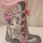 Продам сапожки для девочки WINX, Новосибирск
