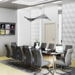 Дизайн интерьера офисов, Новосибирск