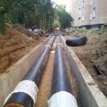 Требуется бригада для работы по тепловым сетям, Новосибирск