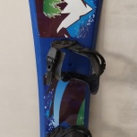Продам сноуборд детский, Новосибирск