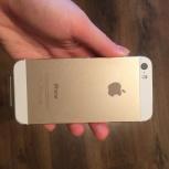 Продам новый iPhone 5S, память 16Gb, Новосибирск