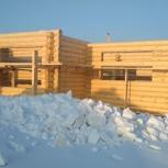 Строим дома, бани из дерева, Новосибирск