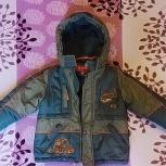 Куртка зимняя kiko 98, Новосибирск