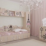 Мебель для подростка Париж, Новосибирск