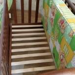 Продам детскую кроватку фирма Papaloni, Новосибирск