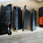 Картриджи новые для лазерных принтеров продам, Новосибирск