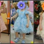 Нарядные детские платья, Новосибирск