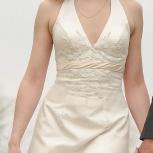 Свадебное платье со шлейфом, Новосибирск