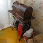 Швейная машинка the singer manfg.Co trade mark e848745, Новосибирск