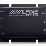 Адаптер iPhone Alpine Alpine KCE-415I, Новосибирск