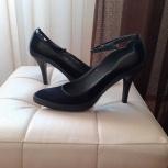 Продам красивые замшевые туфли, Новосибирск