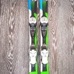 Горные лыжи детские на рост ребенка 120-140 см, Новосибирск