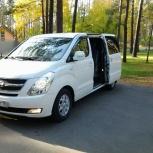 Аренда микроавтобуса 10 -17 мест, Новосибирск