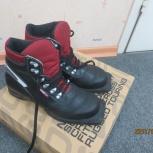 Продам лыжные ботинки р.38, Новосибирск