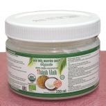Кокосовое масло органическое, можно даже употреблять внутрь, 250 мл., Новосибирск