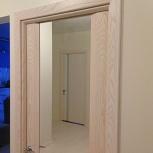 Монтаж межкомнатных дверей и конструкций из дерева, Новосибирск