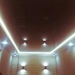 Натяжной потолок под ключ, Новосибирск