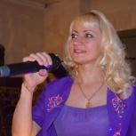 Тамада, ведущая на свадьбу, юбилей, выпускной, Новосибирск