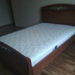 Кровать двуспальная и полутораспальная, Новосибирск