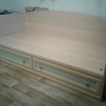 Кровать с ящиками, Новосибирск