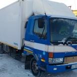 Грузоперевозки рефрижератор 5 т, Новосибирск