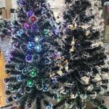 Светодиодные елки на НГ и Рождество 240 см, Новосибирск