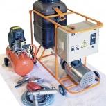 Оборудование для очистки  котлов, систем теплоснабжения, Новосибирск