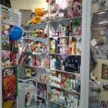 Продам раскрученный отдел по продаже парфюмерии и косметики, Новосибирск