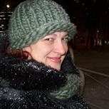 Шапка Хельсинки + снуд, Новосибирск