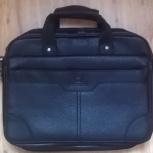 Мужская сумка bretton с карманом для ноутбука, Новосибирск