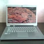 Ультрабук Acer, Intel i7, 4 ядра, 4gb память, SSD, Новосибирск