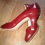 Туфли женские модельные. Классическая лодочка, Новосибирск