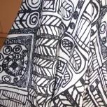 Ткань блузочная, Новосибирск