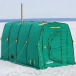 Баня палатка, Новосибирск
