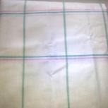 Продам  отрез ткани:простынное полотно, Новосибирск