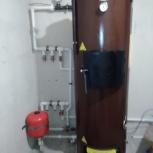Монтаж систем отопления, водоснабжения, комплектация материалами, Новосибирск