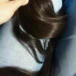 Волосы (хвост) искусственные. Шиньон, Новосибирск