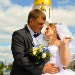 Фотограф-видеограф,свадебная фото и видеосъемка. формат-HD, FullHD, Новосибирск